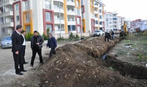 Edremit Belediyesi Fen ��leri M�d�rl���ne Yahya Uyan Atand�