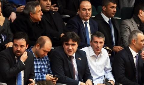 S�rbistan �stanbul Ekonomi M��aviri Banvit - Partizan Ma��nda