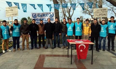 300 Uygur T�rk� ��in �mza Kampanyas�