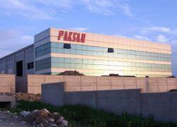 Paksan Makina Yeni Fabrikas�'n� Kuruyor