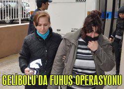 Gelibolu'da Fuhu� Operasyonu
