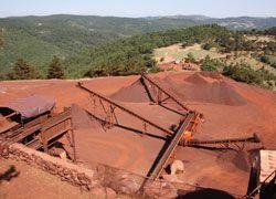 E�mir Madeni Rekora Ko�uyor