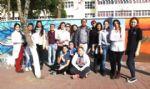 Burhaniye�de ��renciler Okul Duvarlar� ��in Resim Yapt�