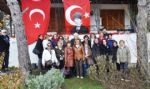 Gazeteci - Yazar U�ur Mumcu Ayval�k'ta Evinin �n�nde An�ld�