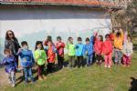 Ayvalık'ta Fırçanı Al Okula Gel Etkinliği Düzenlendi