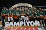Basketbol Gençler Ligi'nde Şampiyon Banvit