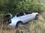 Polisten Kaçarken Kaza Yapan Şüpheliler Tutuklandı
