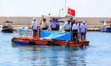Bal�kesir�de Kat� At�k Toplama Teknesi Hizmete Girdi