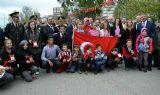 Band�rma�da Cumhuriyet Bayram� Co�kusu