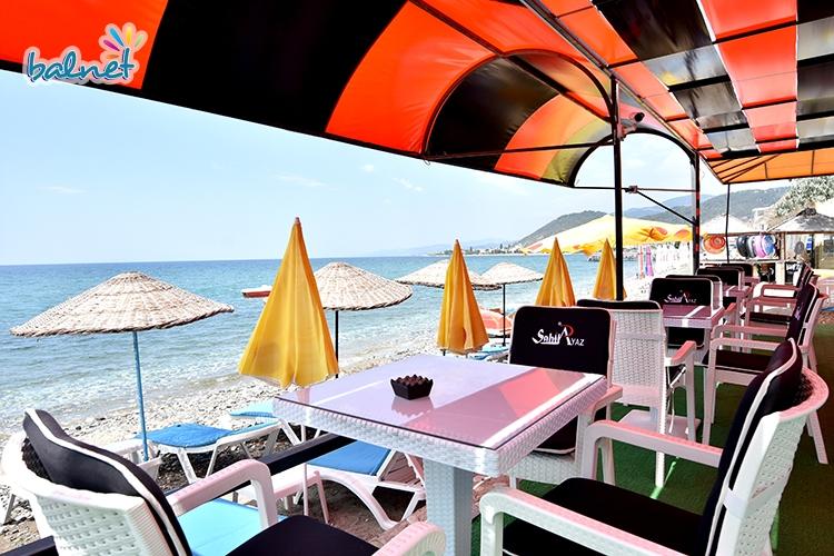 Deniz Manzaralı Restautantımız