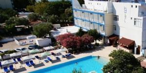 HOTEL ALEVOK Tesis Fotoğrafı
