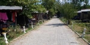 ALİ ÖZTOPRAK KAMPİNG MOTEL Tesis Fotoğrafı