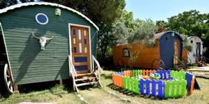 Wagon Concept Camping