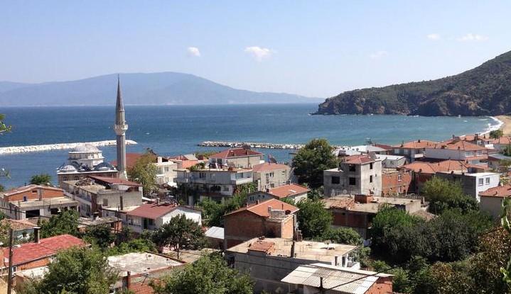 Marmara Adası Topağaç köyü resmi