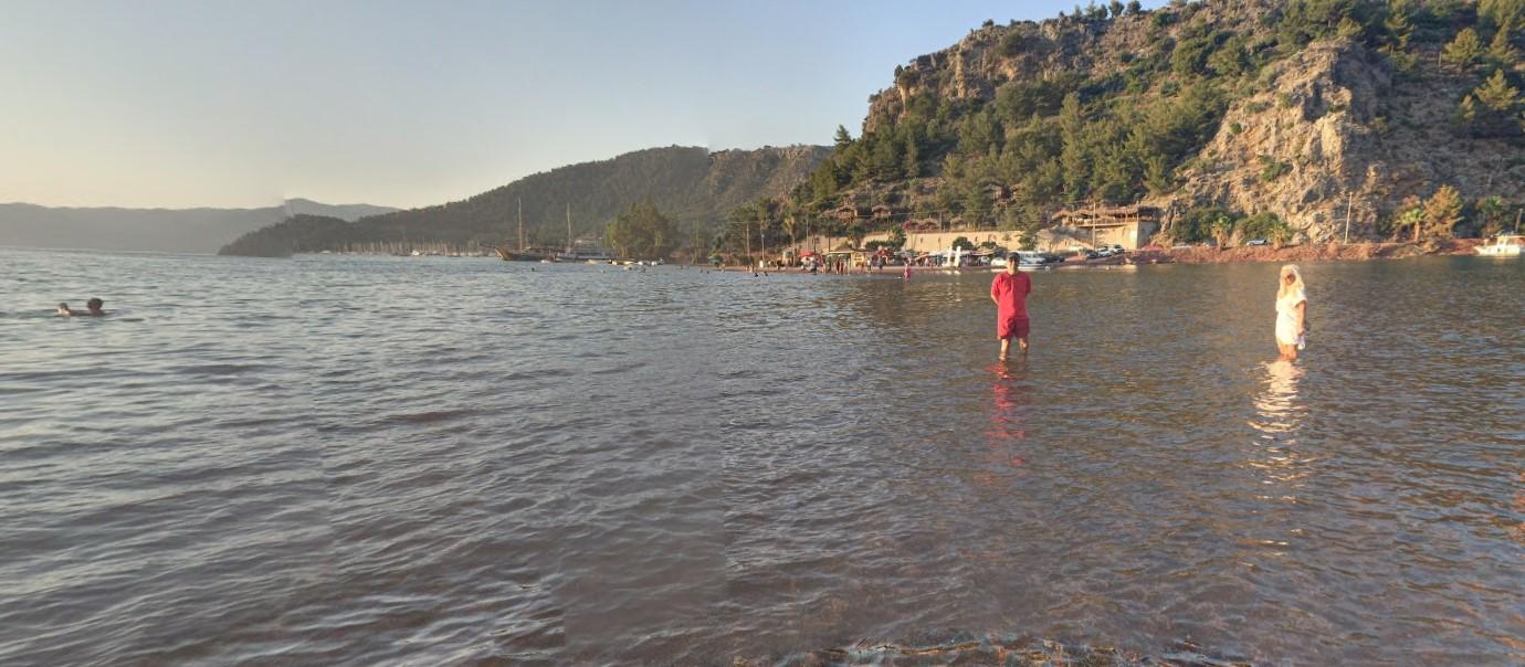 Marmaris Kızkumu Plajı