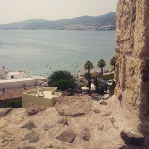 Çandarlı Pitane Antik Kenti
