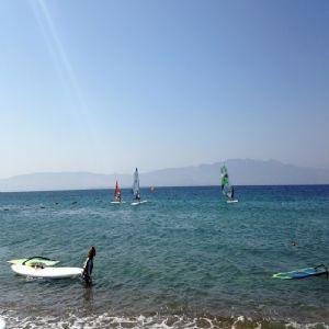 Bodrum Rüzgar Sörfü & Yelkencilik / Bodrum Windsurf & Sailing