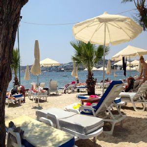 Bodrum Gümbet Plajı