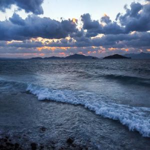 Bodrum Turgutreis Denizi