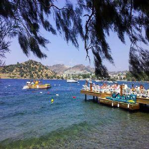 Bodrum Yalıkavak Plajı