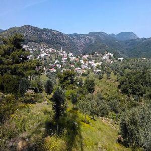 Bodrum Mazı Köyü