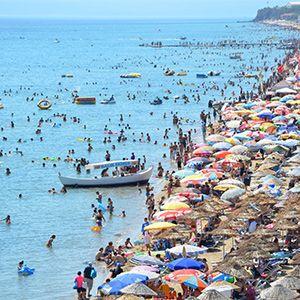 Sarımsaklı Plajı Nerede