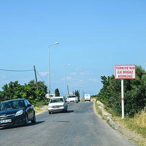 İzmir'den Cunda Adası'na Nasıl Gidilir