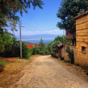 Kazdağları Yeşilyurt Köyü
