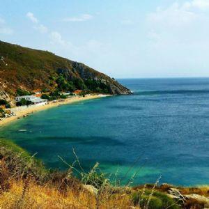 Avşa Adası Karadut Plajı