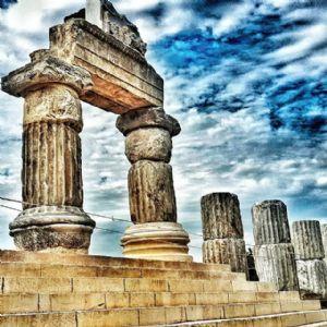Assos Gülpınar (Chryse Antik Kenti)