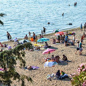 Burhaniye Ören Plajı